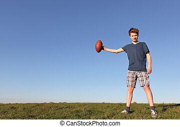 labdarúgó