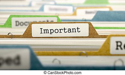 label., concept, fichier, important