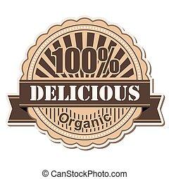 label Delicious