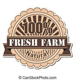 label Fresh Farm