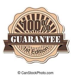 label Guarantee