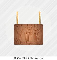 label hanging design