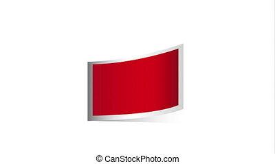 Label icon design, Video Animation HD1080