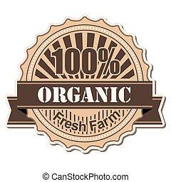 label Organic