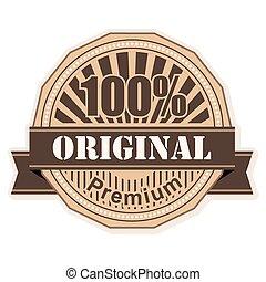 label Original