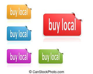 Label set buy local