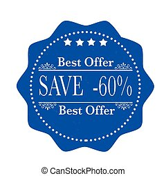 best offer save -60%