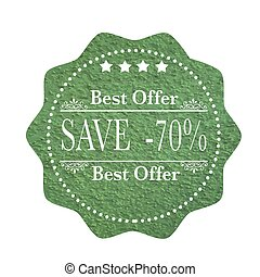 best offer save -70%