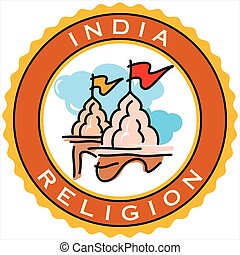 labels of India religion