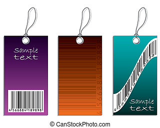 Labels with bar-code