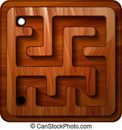 labirinto, gioco
