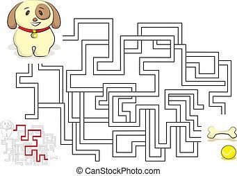 labirinto, jogo