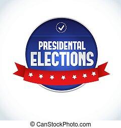 lable, eua, presidencial, eleição