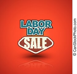 Labor Day Sale banner.