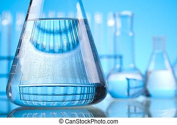 laboratóriumi felszerelés, kutatás