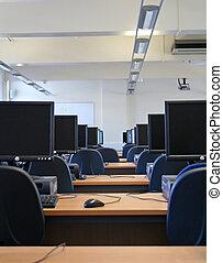 laboratoire, informatique, groupe, université