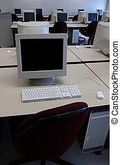 laboratoire ordinateur