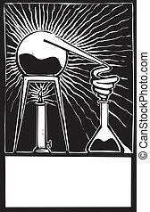 laboratorio de la ciencia