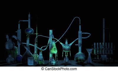 laboratorio, scientifico