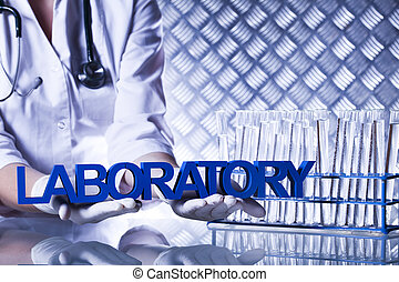 laboratorium apparatur