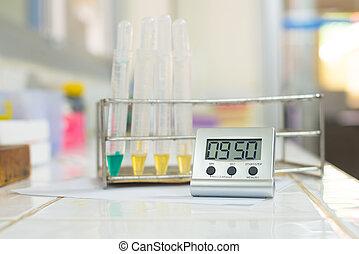 laboratorium, equipment.