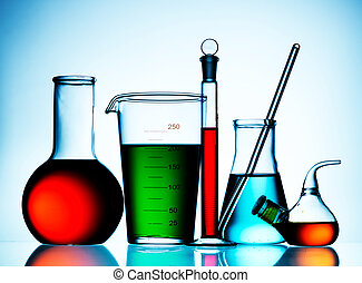 laboratorium glas