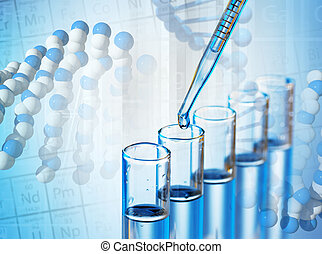 laboratorium glas