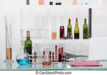 laboratorium, instrument