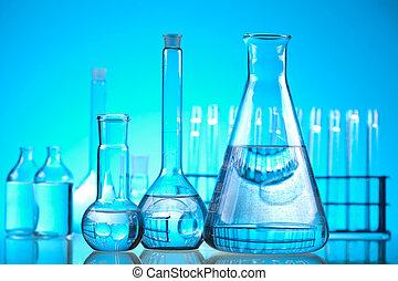 laboratoriumutrustning, forska