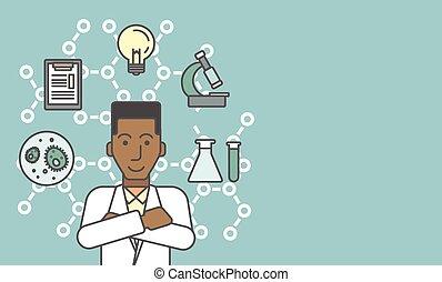 Laboratory assistant.