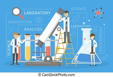 Laboratory research and the science experiment concept