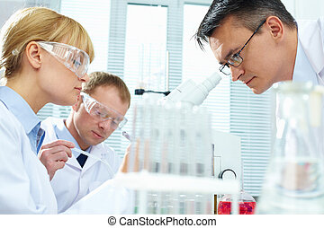 Laboratory study
