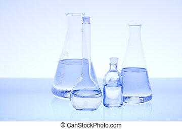 laboratoryjne zaopatrzenie, praca badawcza