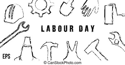 Happy Labour Day May 1 International Labor Day