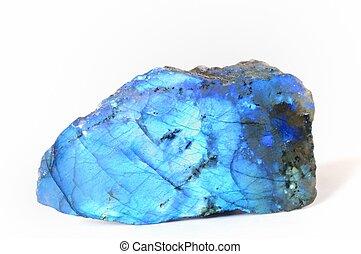 Labradorite - semiprecious gem used in esoteric and alternative medicine