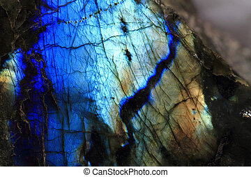 labradorite mineral background - labradorite mineral as very...