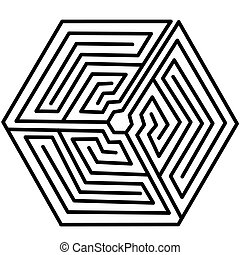 Labyrinth-Confusing-Answer-Question-Game-Maze-Mental-Intelligence-Puzzle