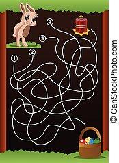 labyrinth, spiel