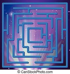 labyrinthe, jeu