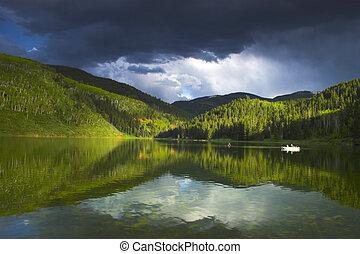 lac, alpin