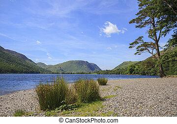 lac buttermere, district