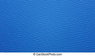 lac, cratère