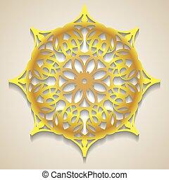 lace gold symbols