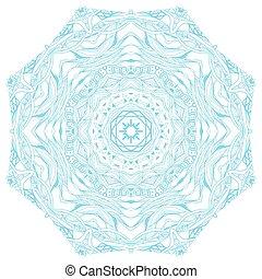 lace., ornament, cirkel, ronde, decoratief