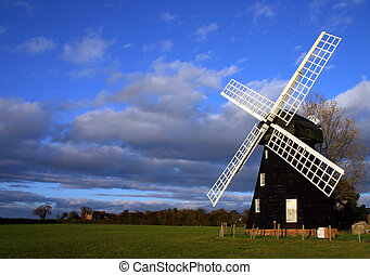 Lacey Green Windmill - Lacey Green windmill in ...