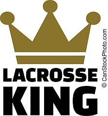 lacrosse, coroa
