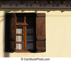 Lacy Window