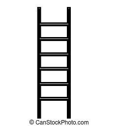 ladder, 3d