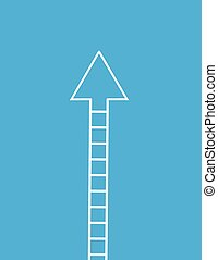 Ladder Arrow Up