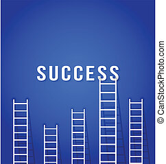 ladder competition to success